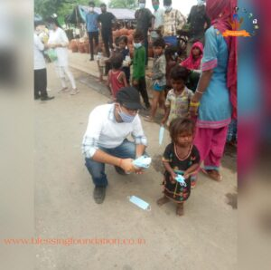 rakhi distribution 1