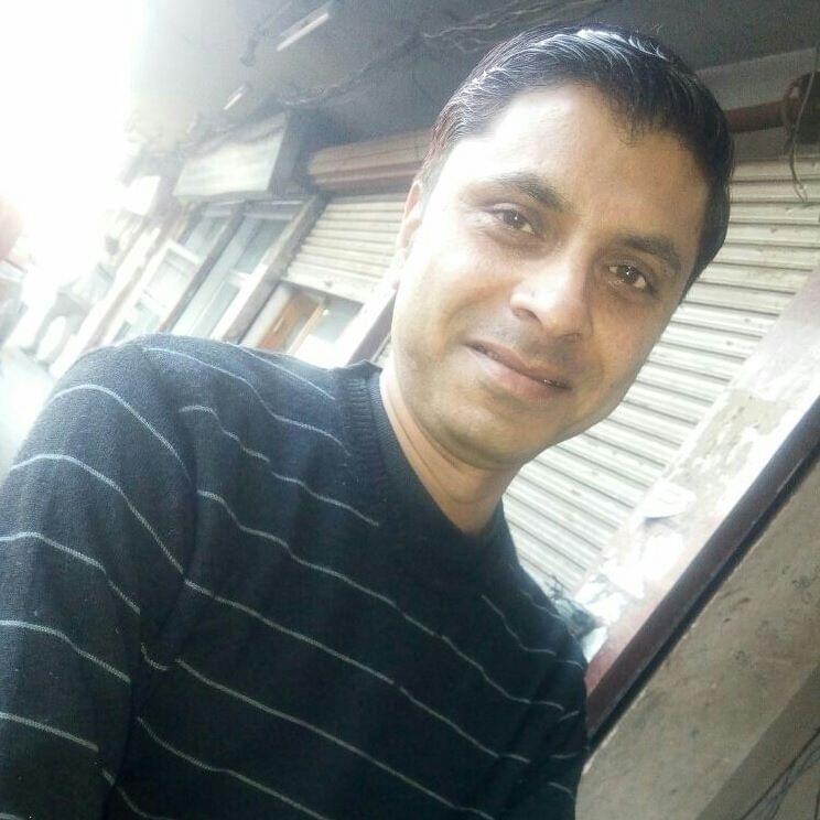 Anuj Mathur donor blessingfoundation
