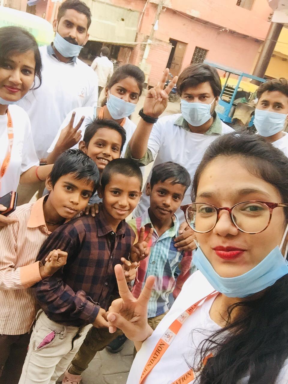 Saksham- Aatmnirbhar betiya by blessing foundation (10)