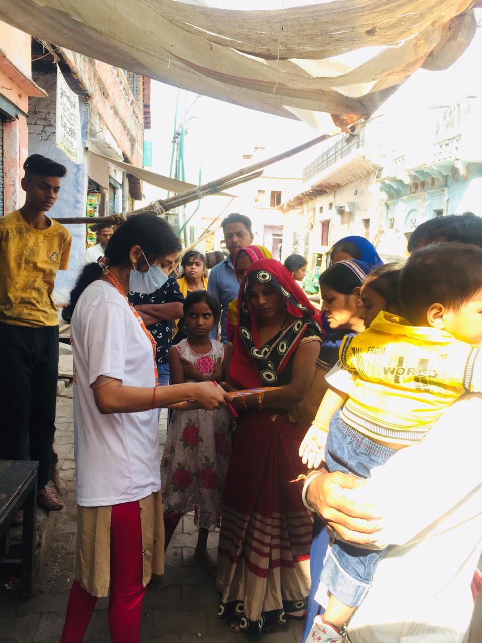 Saksham- Aatmnirbhar betiya by blessing foundation (3)