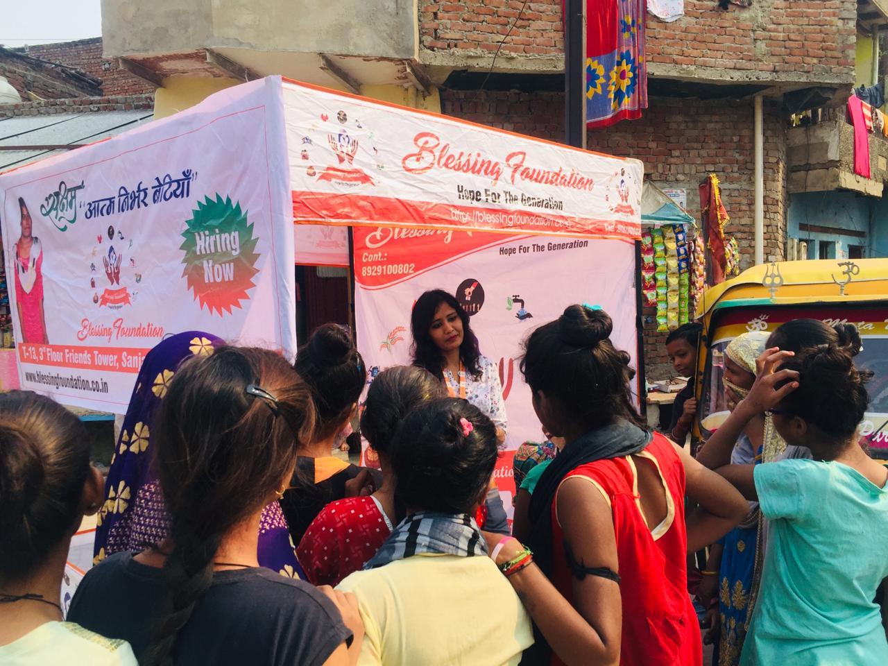 womenempowerment blessing foundation