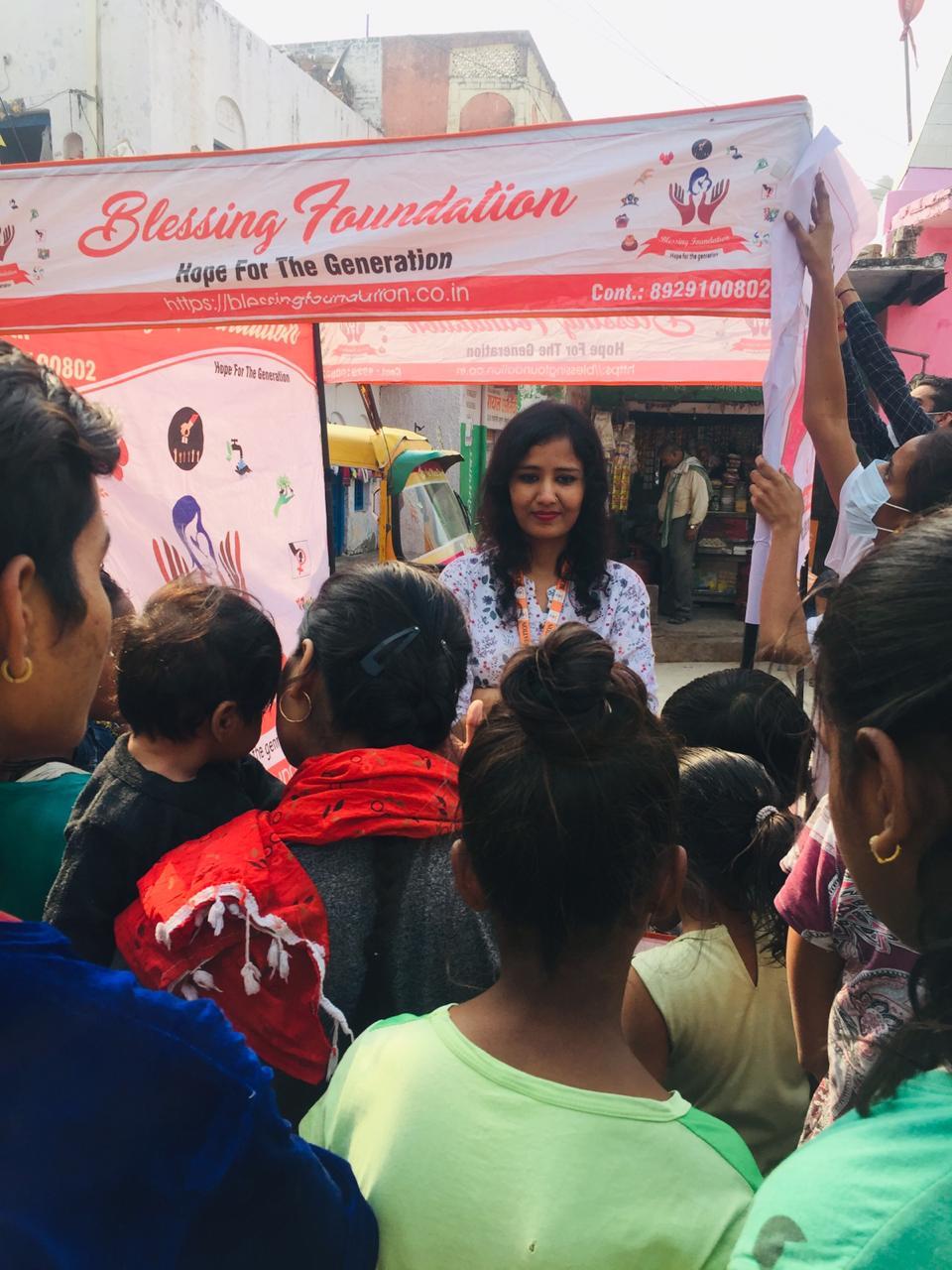 blessing foundation women empowerment