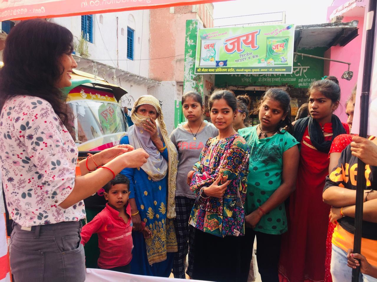 women empowerment blessing foundation