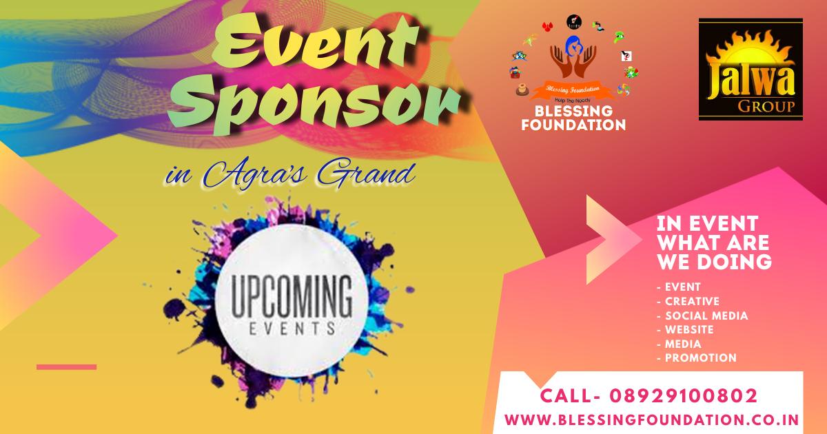 sponsorship blessing foundation