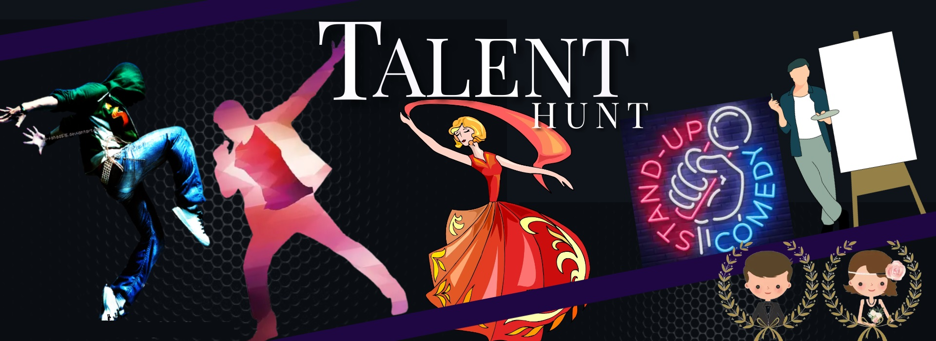 talent hunt blessing foundation